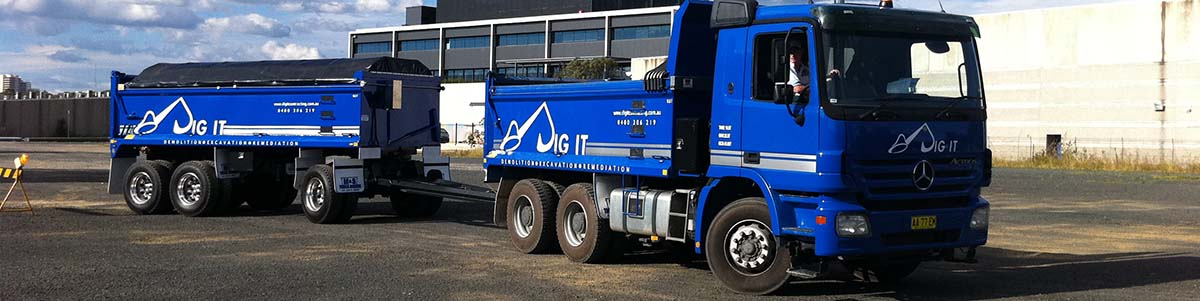 Experts in Truck Haulage and Waste Disposal