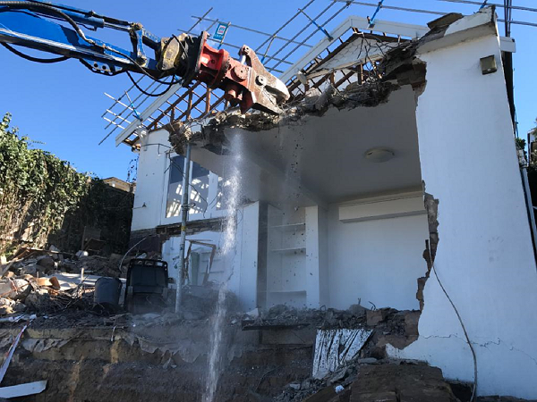How much will my demolition cost?