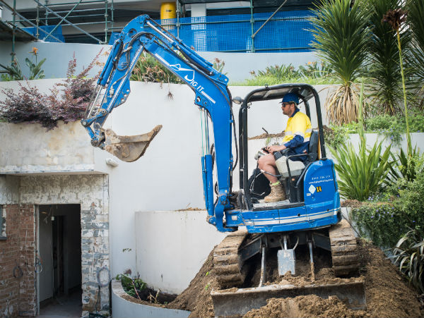 Finding the right type of excavator for your needs