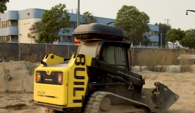 The Self-Driving Skid Steer