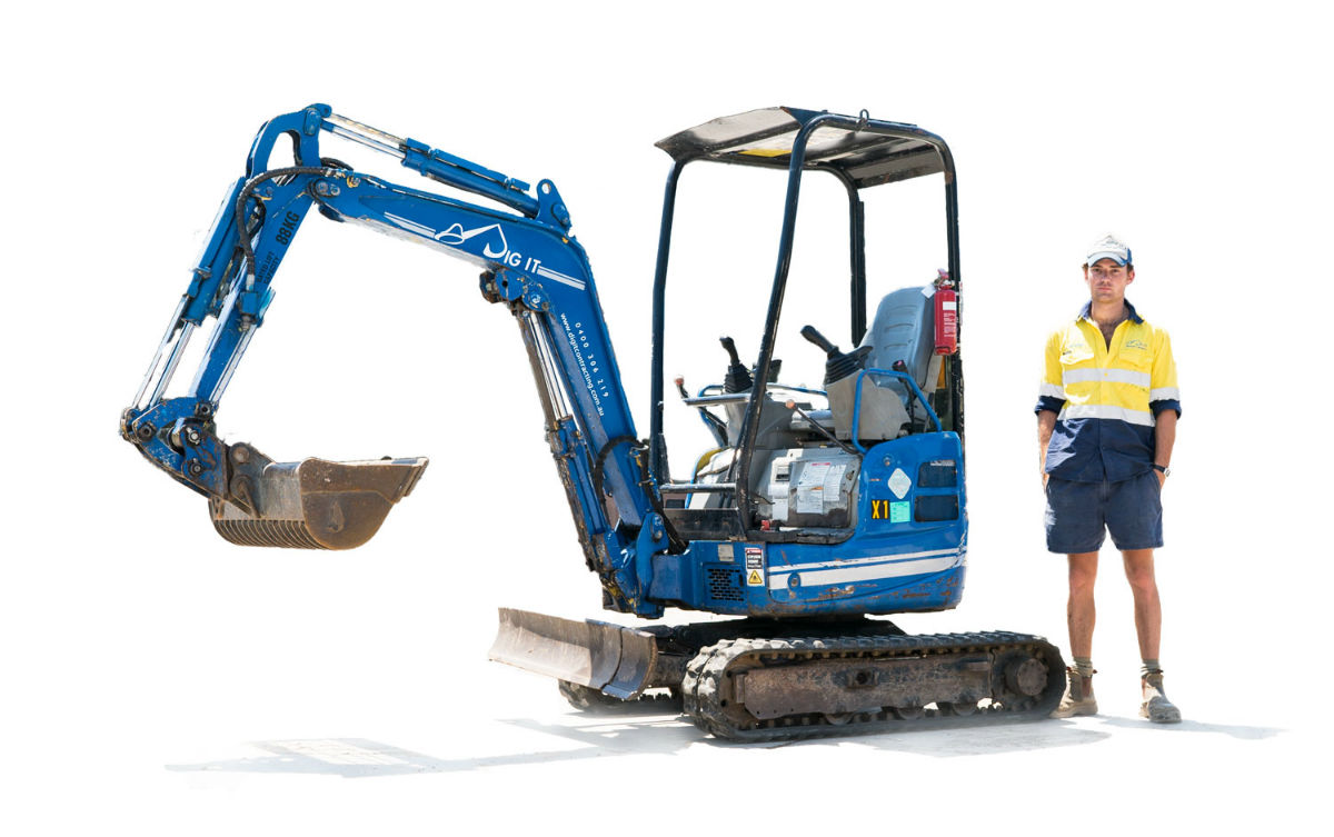 Excavation Equipment & Hire