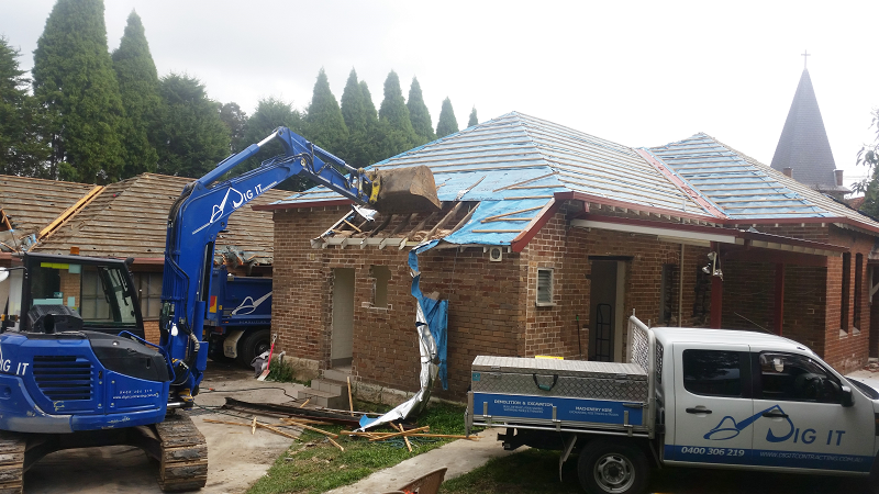 House demolition or home renovation?